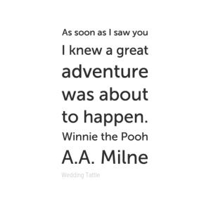 aa milne adventure