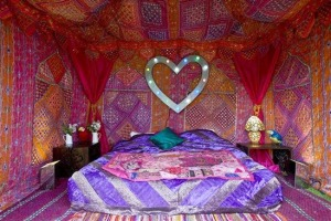 boudior  arabian tents