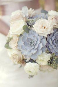 style me pretty white roses