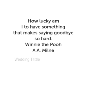 winne and goodbye quote