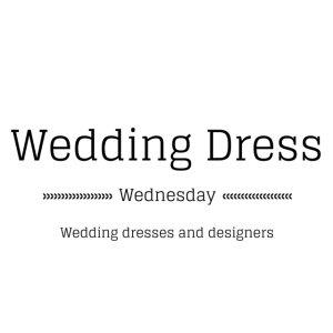 wedding dress wednesday the real one