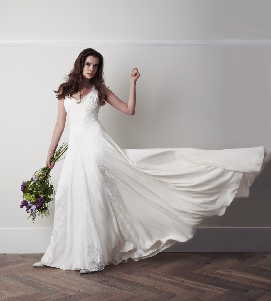 Wedding Dress Wednesday- Charlie Brear