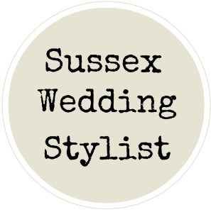 sussex wedding stylist real one