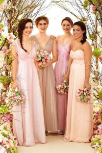 brides magazine maids to measure