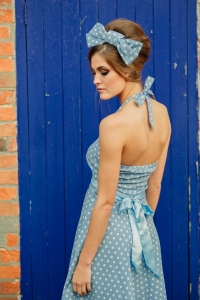 Dorothy Dream bridesmaid dress, £40 available at kittyanddulcie.com 00346