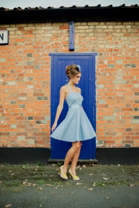 Dorothy Dream bridesmaid dress, £40 available at kittyanddulcie.com 00351
