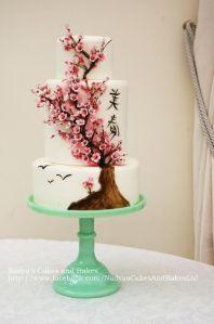 Nadyas cakes