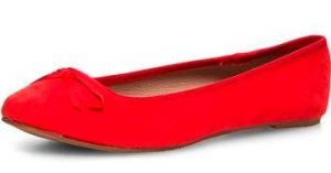 red dorothy perkins shoes crop